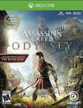 Assassin's Creed Odyssey NEW