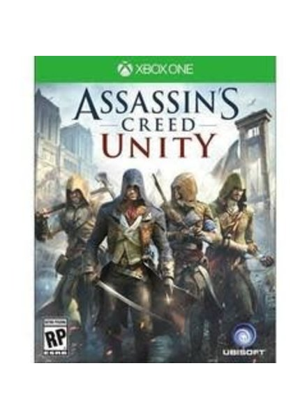 Assassin's Creed: Unity NEW