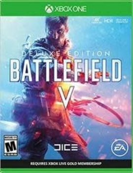 Battlefield V [Deluxe Edition] NEW