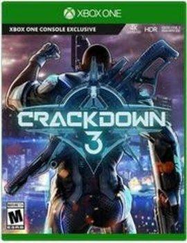 Crackdown 3 NEW