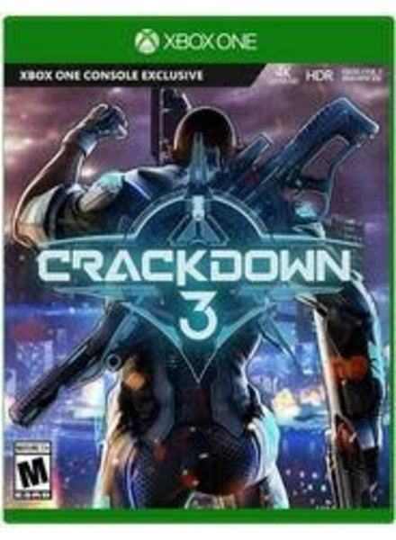 Crackdown 3 NEW