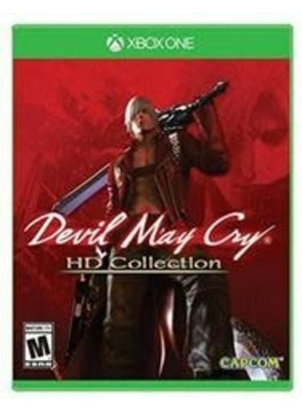 Devil May Cry HD Collection NEW
