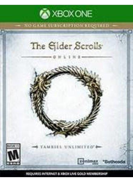 Elder Scrolls Online: Tamriel Unlimited NEW