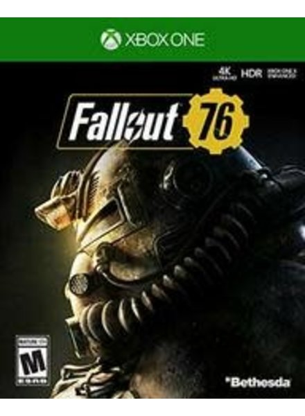 Fallout 76 NEW