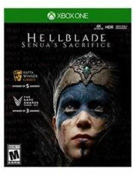 Hellblade Senua's Sacrifice NEW