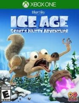 Bandai Namco Ice Age: Scrat's Nutty Adventure NEW