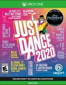 Ubisoft Just Dance 2020 NEW