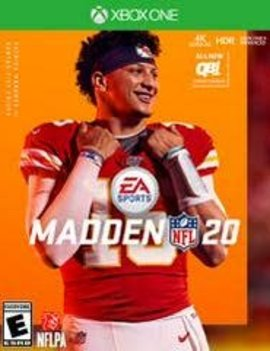 Electronic Arts Madden NFL 20 NEW