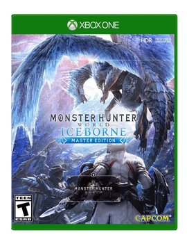 Capcom Monster Hunter World: Iceborne Master Edition