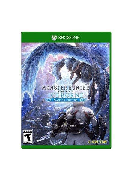 Capcom Monster Hunter World: Iceborne Master Edition