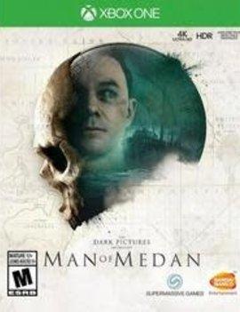 Bandai Namco The Dark Pictures Anthology: Man of Medan NEW