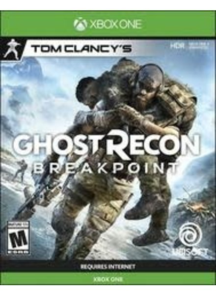 Ubisoft Tom Clancy's Ghost Recon Breakpoint NEW