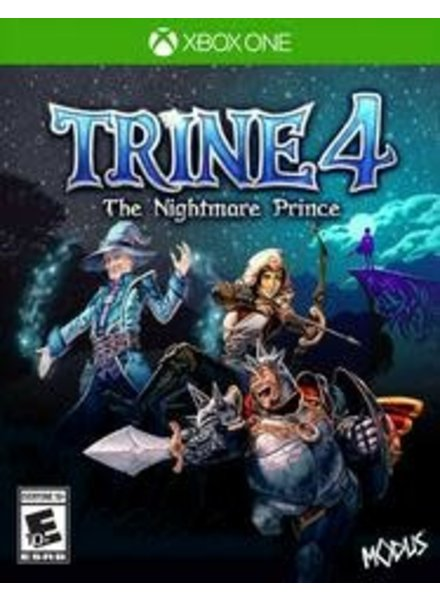 Maximum Games Trine 4: The Nightmare Prince NEW