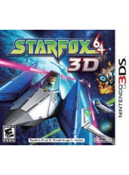 Star Fox 64 3D NEW
