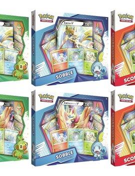 Pokemon TCG Galar Collection Box