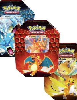 Pokemon TCG Hidden Fates Tin