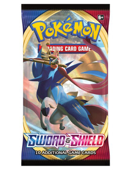 Pokemon TCG Sword & Shield BOOSTER PACK