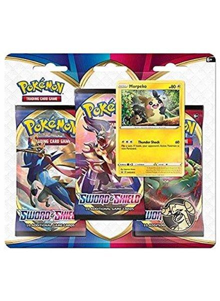 Pokemon TCG Sword & Shield BLISTER PACK