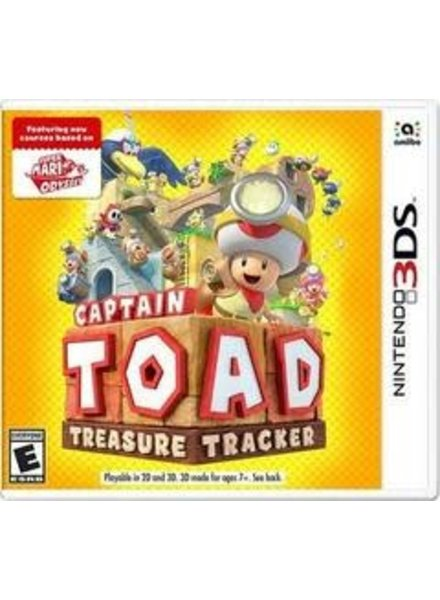 Captain Toad: Treasure Tracker NEW