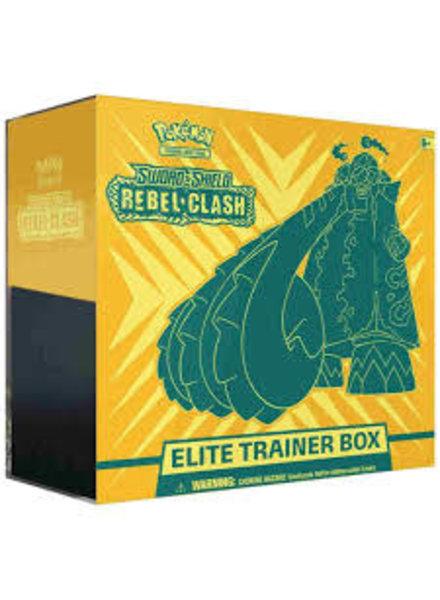 Pokemon TCG Rebel Clash Elite Trainer Box