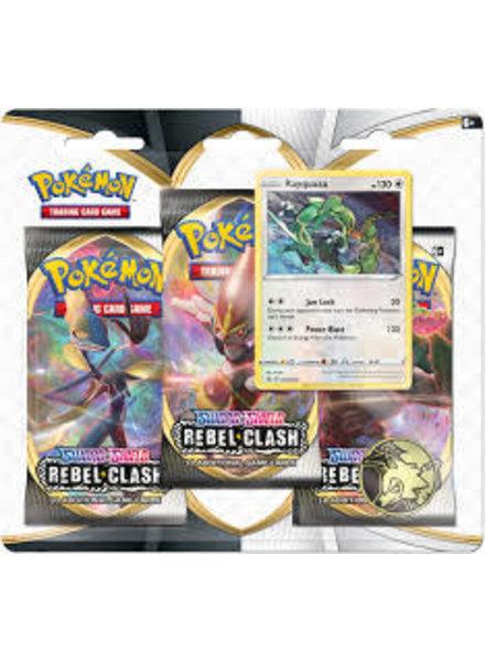 Pokemon TCG Rebel Clash Blister Pack