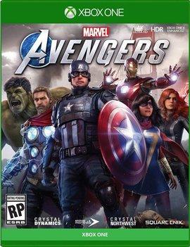 Square Enix Marvel's Avengers NEW