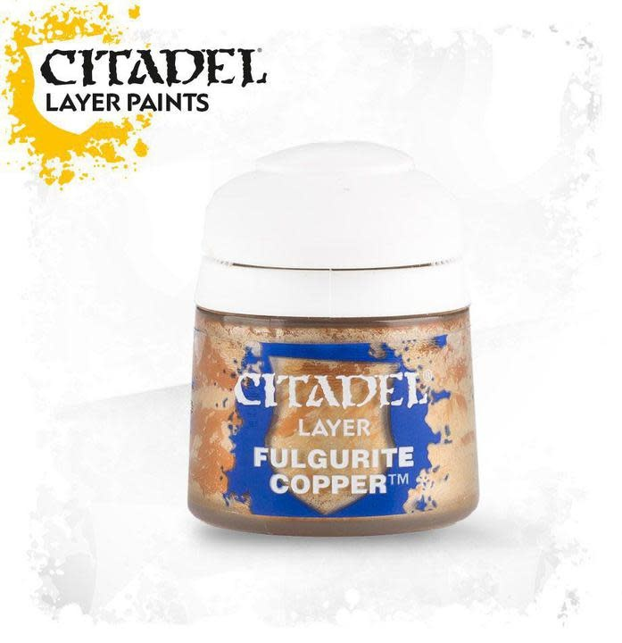 Citadel Paint Layer: Fulgurite Copper