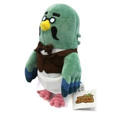 Animal Crossing Brewster Plush