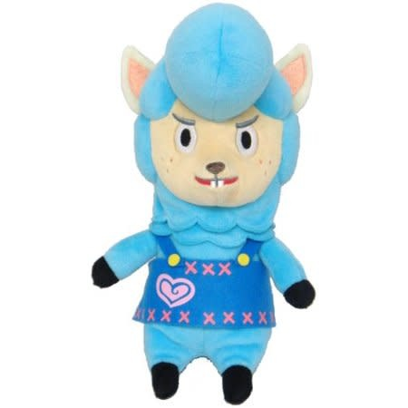 Animal Crossing Cyrus Plush