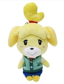 Animal Crossing Isabelle Plush