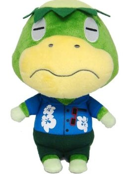 Animal Crossing Kapp'N Plush