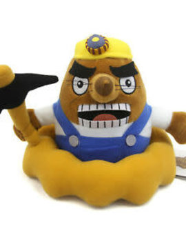 Animal Crossing Mr. Resetti Plush