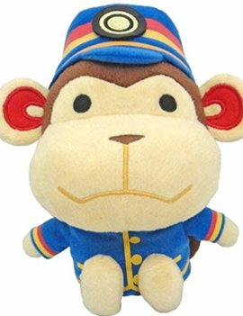 Animal Crossing Porter Plush