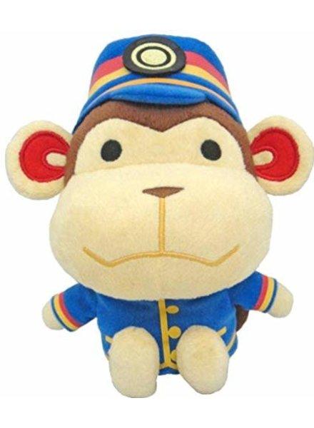 Animal Crossing Porter Plush