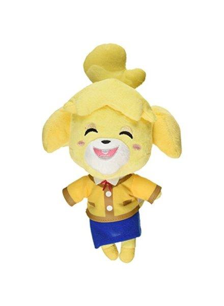 Animal Crossing Smiling Isabelle Plush