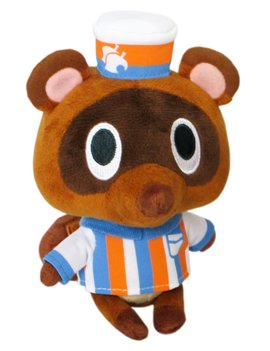 Animal Crossing Timmy Store Clerk Plush