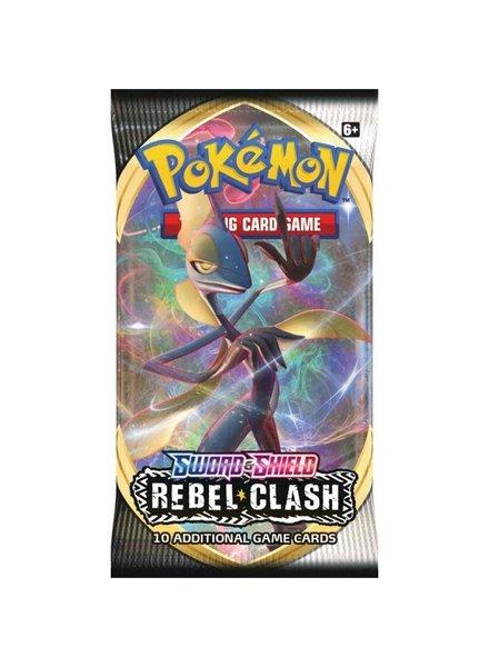 Pokemon TCG Rebel Clash Booster Pack