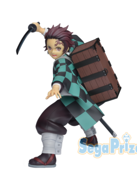 Sega Demon Slayer Kamado: Tanjiro Prize Figure