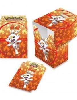 Ultra Pro UP Pokemon Deck Box: Galar Starters Scorbunny