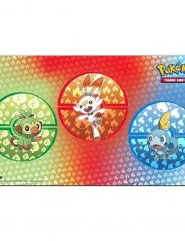 Ultra Pro UP Pokemon Playmat: Galar Starters