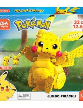 Mega Construx Pokemon: Jumbo Pikachu