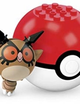 Mega Construx Mega Construx Pokemon: Poke Ball Series 4 Hoot Hoot