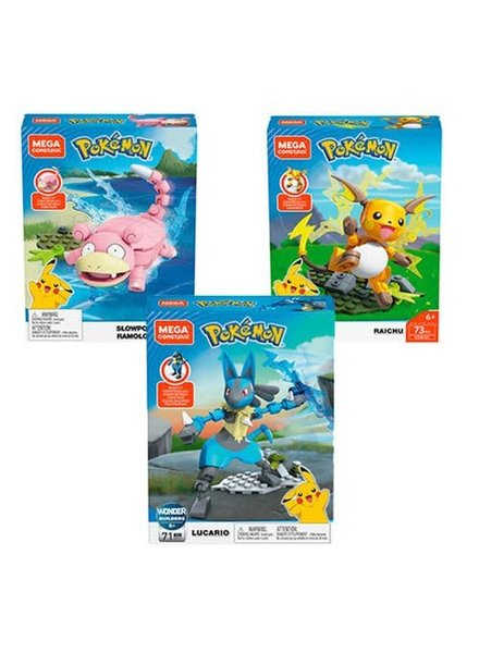 Mega Construx Pokemon Power Pack