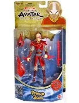 Avatar The Last Airbender Prince Zuko Figure