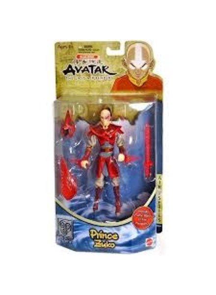 Avatar The Last Airbender Prince Zuko Figure