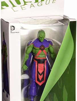 DC Collectibles New 52 Martian Manhunter