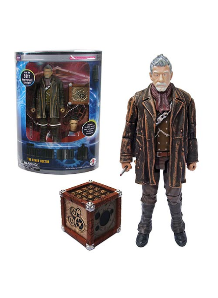 Doctor Who The Other Doctor Figure