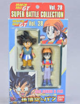 Dragon Ball GT Super Battle Collection Son Gokou & Pan