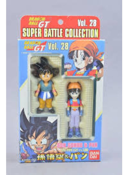 Dragon Ball GT Super Battle Collection Son Gokou & Pan