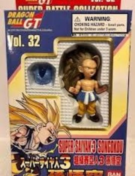 Dragon Ball GT Super Battle Collection Super Saiyan 3 Songokou